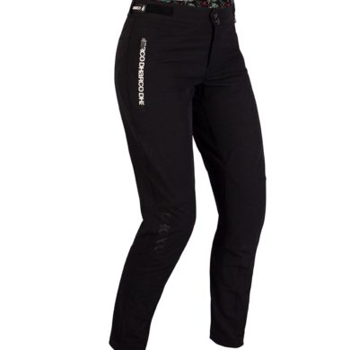 DHaRCO MTB | Ladies Gravity Pants Black | Front