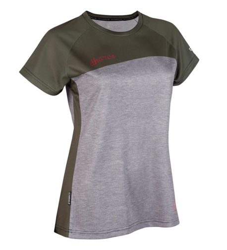 DHaRCO MTB | Ladies SS Jersey Camo Storm | Front