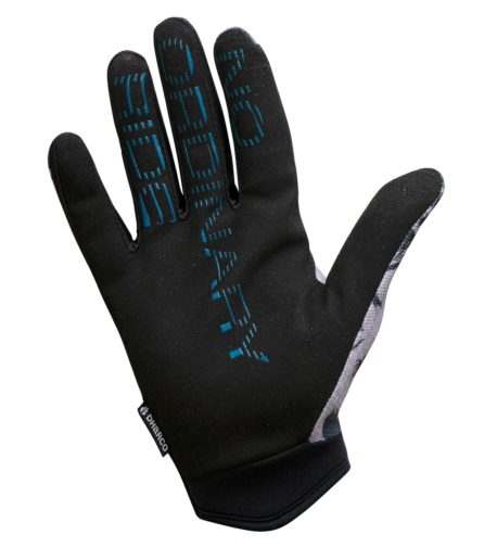 DHaRCO MTB | Mens Gloves Party Stealth | Palm of hand
