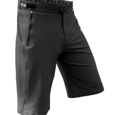 DHaRCO MTB | Mens Gravity Shorts Black | Front