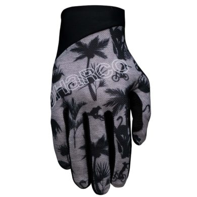 DHaRCO MTB | Mens Gloves Party Stealth | Back of hand