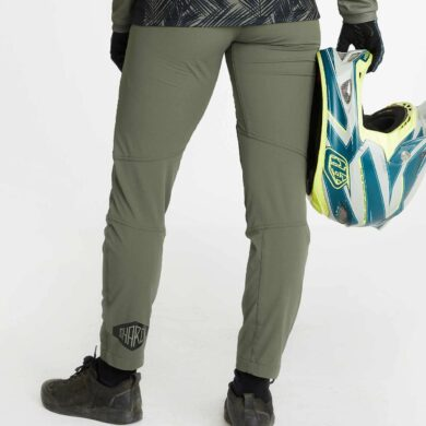 DHaRCO MTB | LADIES GRAVITY PANTS | CAMO | Back