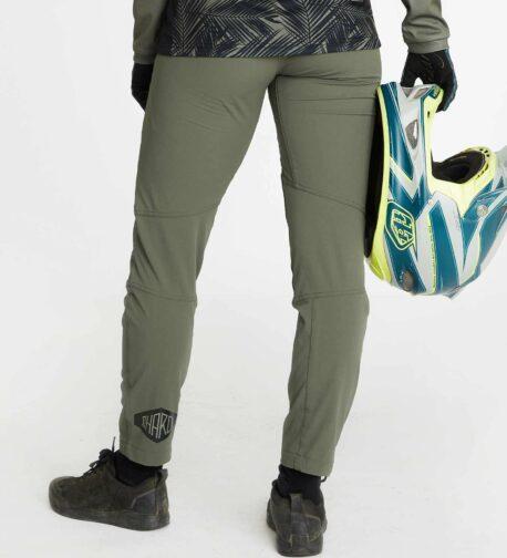 DHaRCO MTB | LADIES GRAVITY PANTS | CAMO | Back