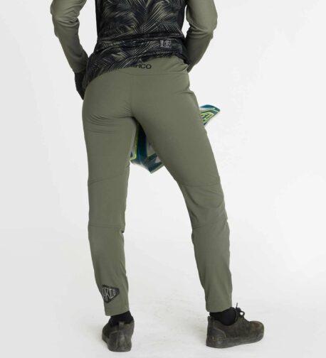 DHaRCO MTB | MENS GRAVITY PANTS | CAMO | Back