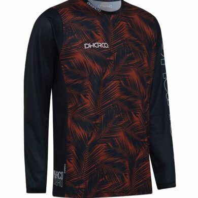 DHaRCO MTB | MENS GRAVITY JERSEY | RUSTY BLADES | Front