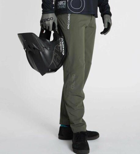 DHaRCO MTB | MENS GRAVITY PANTS | CAMO | Side