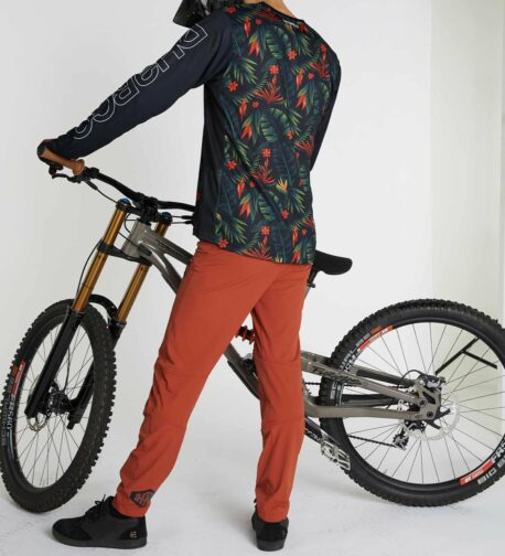 DHaRCO MTB | MENS GRAVITY PANTS | CLAY | Back