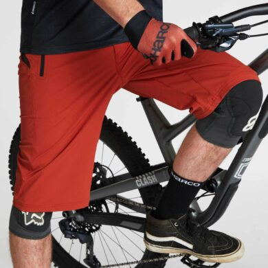 DHaRCO MTB | MENS GRAVITY SHORTS | CLAY | Front