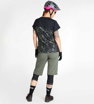 DHaRCO MTB | LADIES SS JERSEY | CAMO BLADES | Back 2